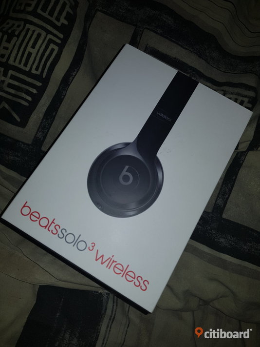 Beats By Dre Wireless Solo 3 Övrigt Norrköping