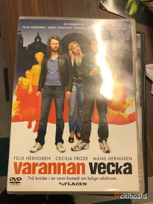 Dvd filer  Ekerö