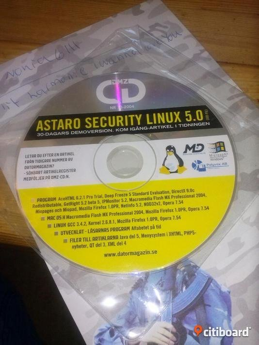 astaro security linux 5.0 Norrköping
