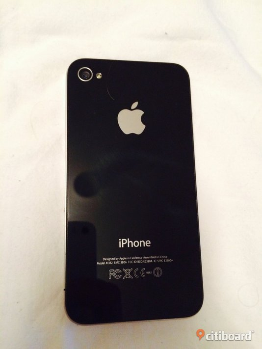 Iphone4 32GB ej S modell!