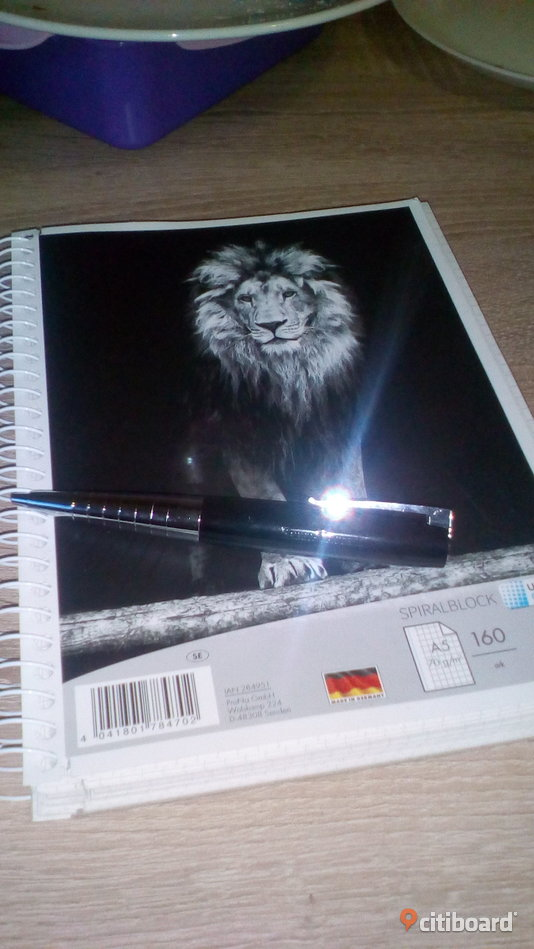 Penna  - FABER CASTELL Motala