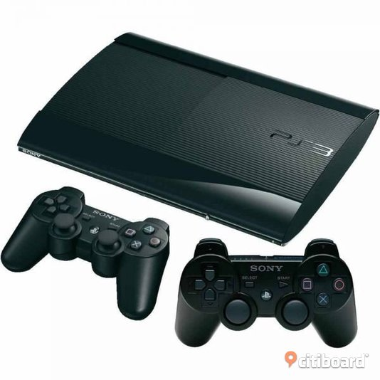 Playstation 3 slim 500 Stockholm