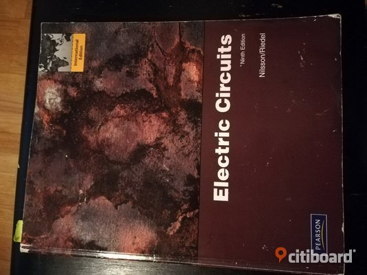 Electric Circuits - Nilsson/Riedel 9th ed. INTERNATIONAL  Fritid & Hobby Luleå