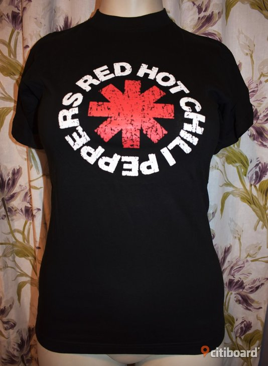 Ny! T-shirt - Red Hot Chili Peppers - Rock/Band/Metal 36-38 (S) Luleå