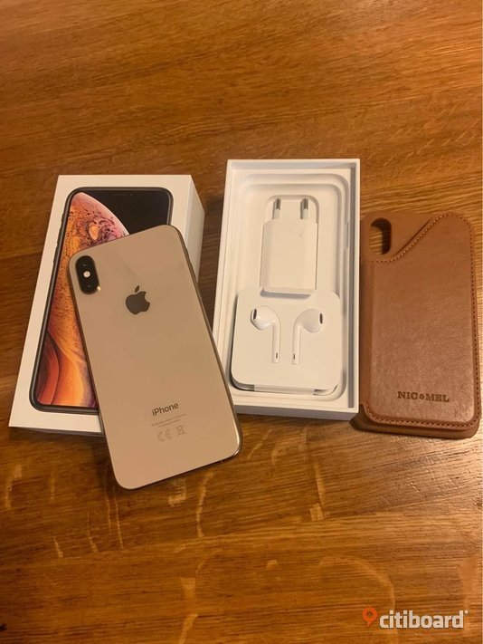 iPhone XS 256 GB  Vaxholm