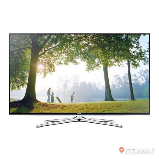 "Samsung 55"" smart 3D led-tv"
