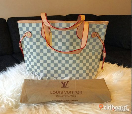Louis Vuitton Neverfull MM  LV  Stockholm