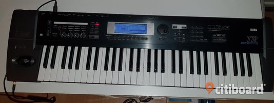 Keyboard workstation korg tr 61 Fritid & Hobby Borås / Mark / Bollebygd