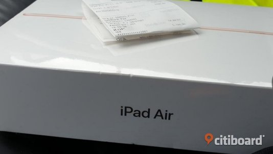 Ipad Air 10,5 (2019) Guld Surfplattor Grums