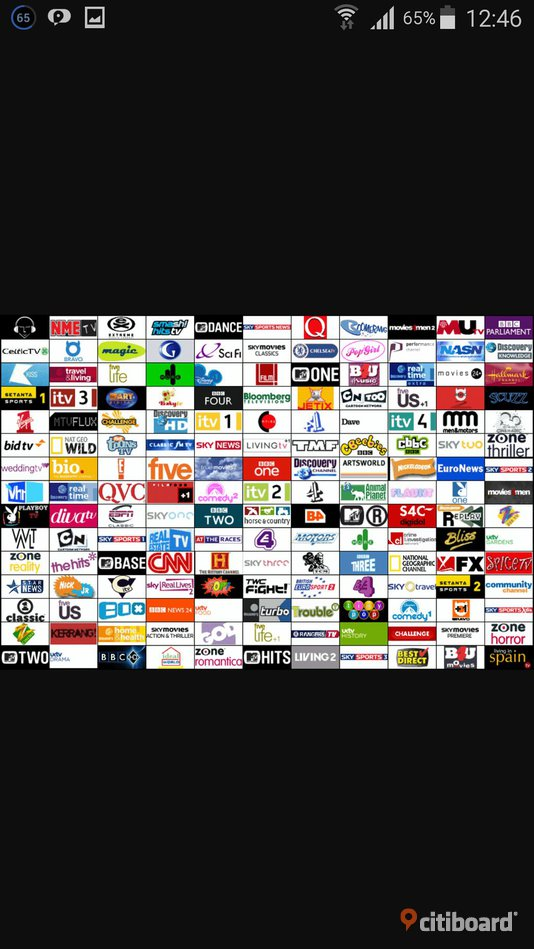 Watch free world tv channels  Sollentuna