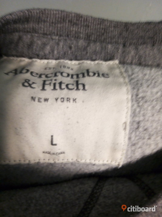 Abercrombie and Fitch tröja L ny