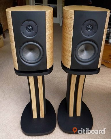 MAGICO MINI 11 REFERENS BOOKSHELF LOUDSPEAKERS Stereo & Surround Eslöv