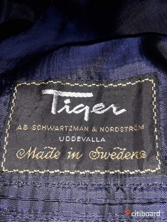 Tiger Coat av of Sweden 56-58 (XL) Tranås