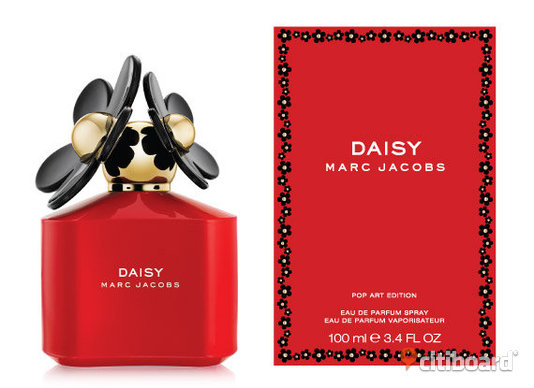 Marc Jacobs Daisy POP ART Edition 100 ml EDP Accessoarer Skåne Malmö