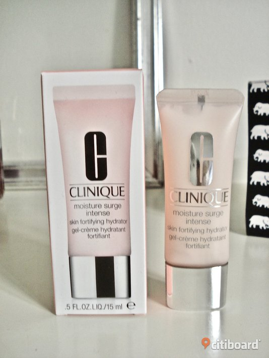CLINIQUE - Moisture Surge Intense Skin Fortifying Hydrator! Fuktcreme! Ny! Övrigt Malmö