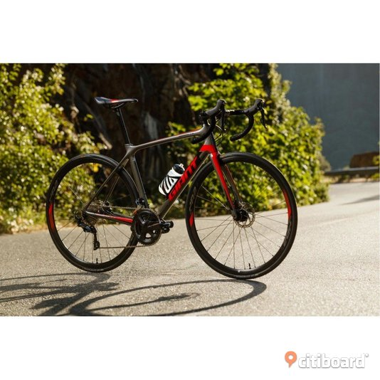 GIANT TCR Advanced 1 Disc KOM Fritid & Hobby Karlskoga