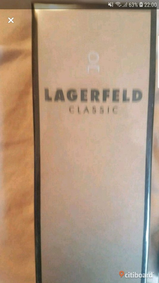 Lagerfield ny Stockholm