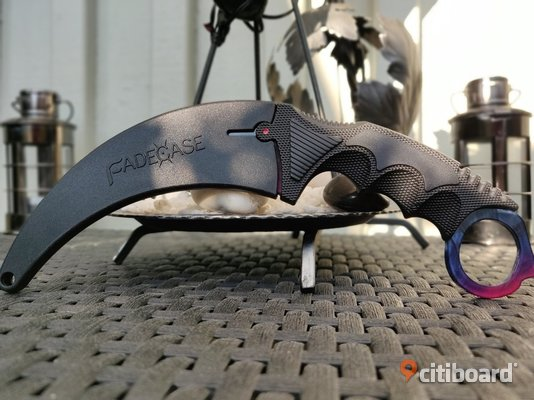 Karambit - Black Pearl (Counter Strike Global Offensive) Samlarobjektet! Hobby & Samlarprylar Halmstad