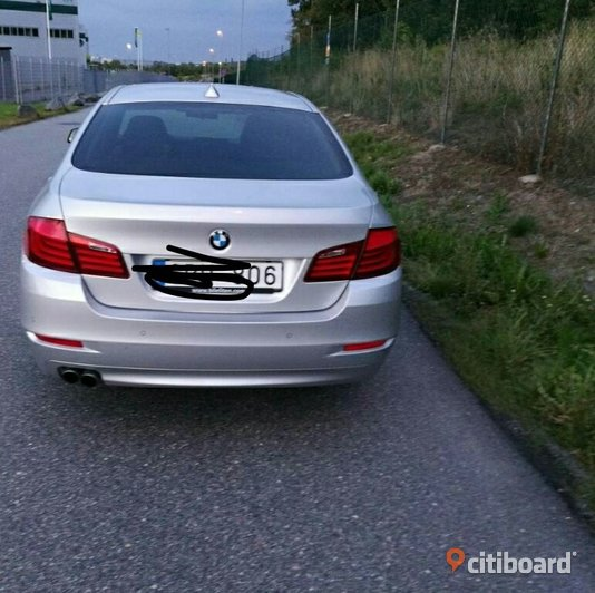 Bmw 520 2012 SV Grums Sälj