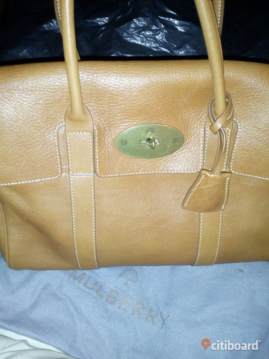 Mulberry bayswater Mode Göteborg