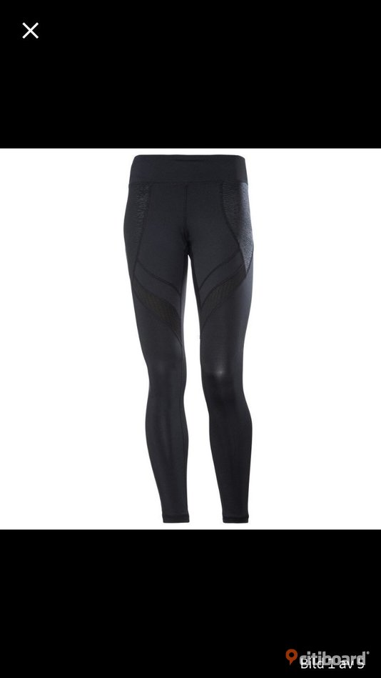 LEGGINGS SUPERFIT 7/8 IN D.I.W.O.® WITH MICRO-MESH AND LACE INSERTS freddy freddystore Träning & Hälsa Skara