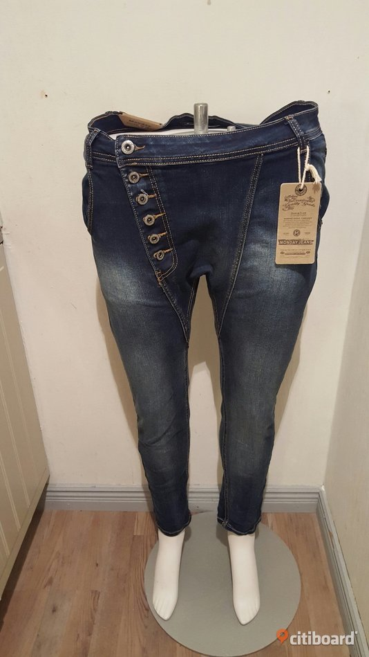 Kanonsnygga jeans.Nya  Laholm