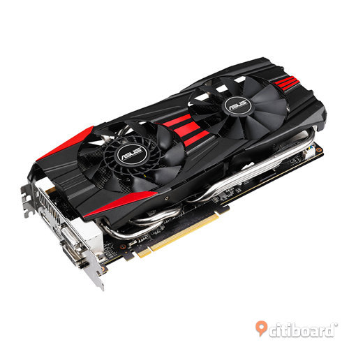 ASUS GeForce GTX 780 3GB DirectCU II