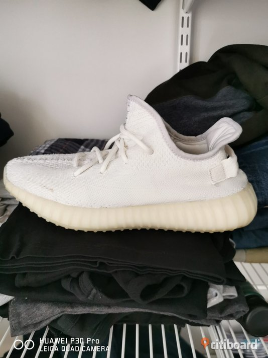 Yeezy boost 350 cream  43-44 Mode Göteborg