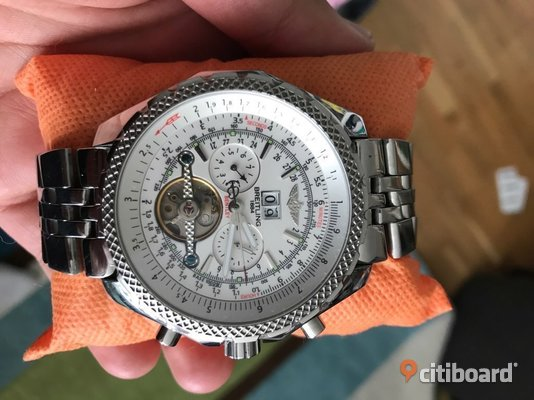 Breitling Bentley Motors Tourbillion Solna