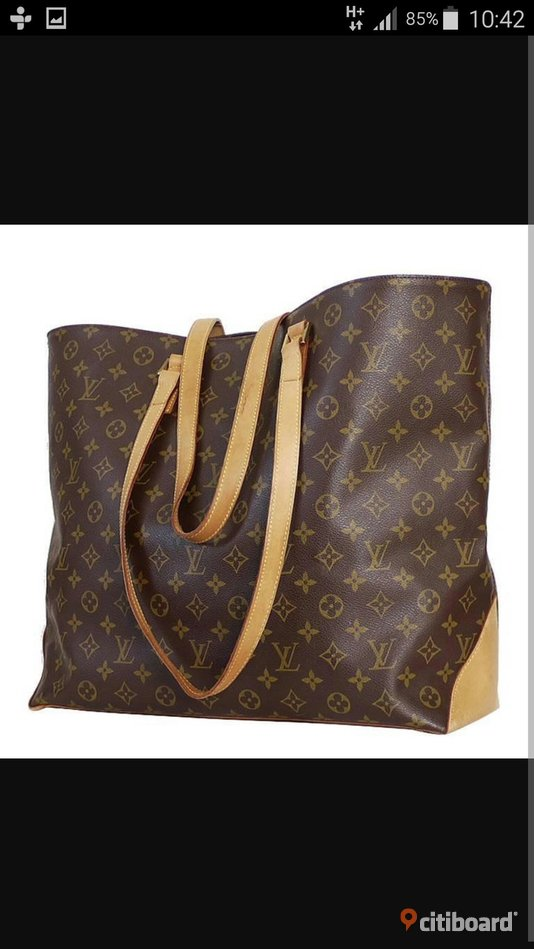 Louis vuitton cabas alto GM Solna