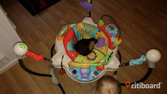 Fisher Price Jumperoo / Hoppgunga Eskilstuna