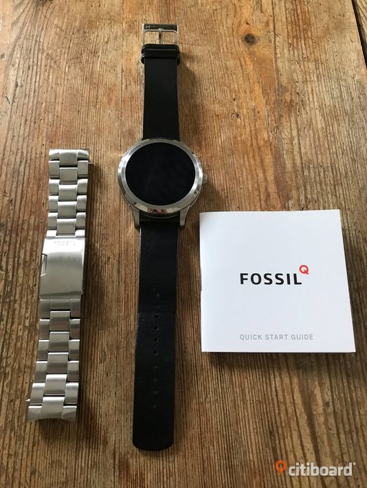 Fossil Q Founder 1.0 Smartwatch