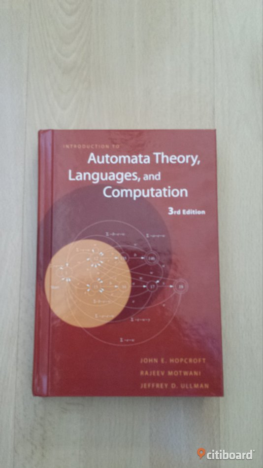Introduction to Automata Theory, Languages, and Computation (9780321455369)