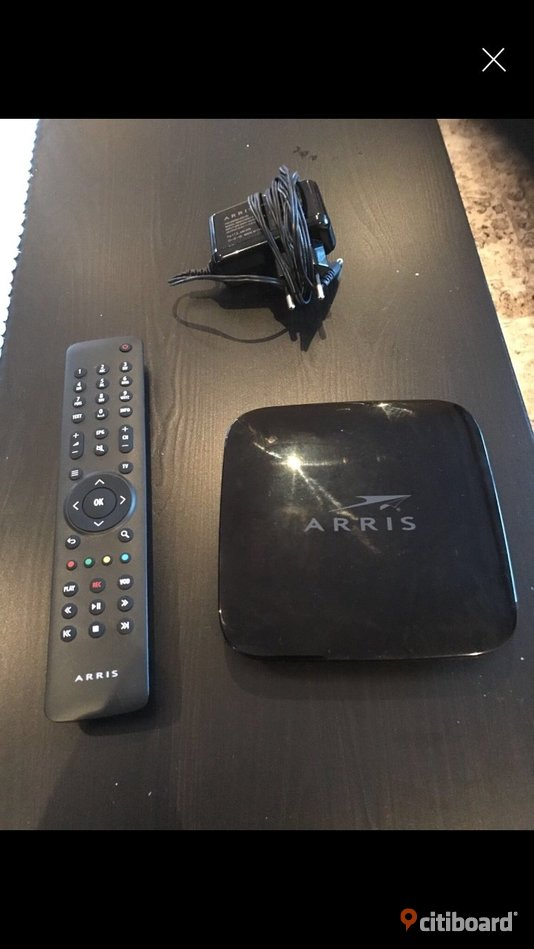 Arris vip1113l installation