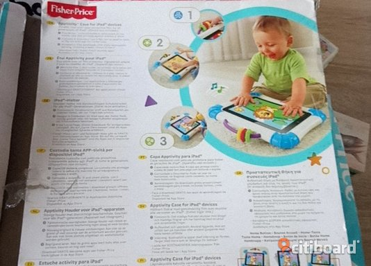 Fisher price - Ipad skall  Motala