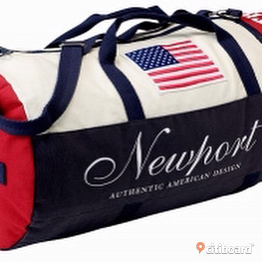 """Newport"" beach bag /Unisex"