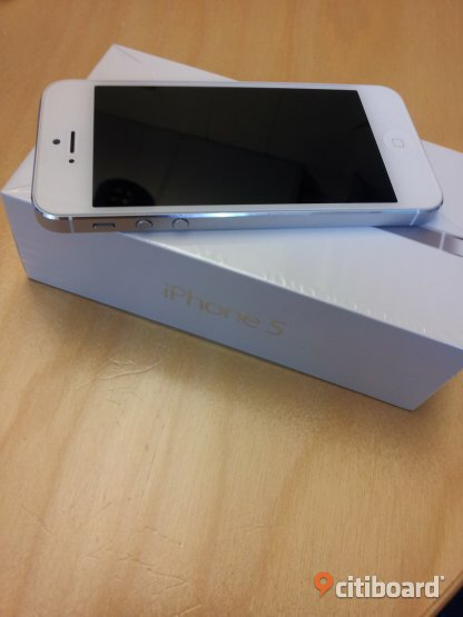 Iphone 5 olåst