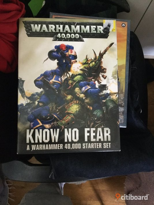 Warhammer Know no fear Borås / Mark / Bollebygd