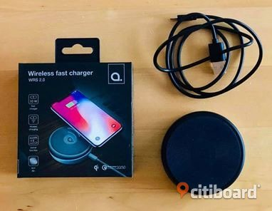 Wireless fast charger WRS 2.0  Umeå