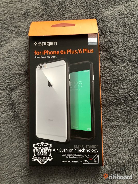 Iphone 6s/6 plus spigen case  Stockholm Sigtuna