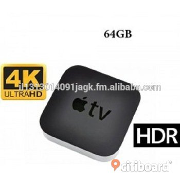 Apple TV 4k 64GB - Helt Ny Hultsfred