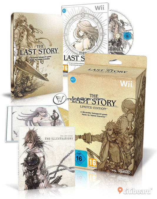 The Last Story - Collector's Edition Malmö