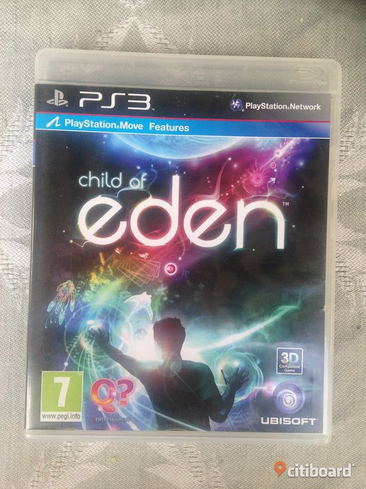 Child of Eden (PS3) Stockholm Nacka