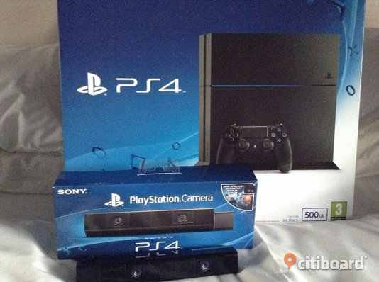 PlayStation 4 - Pro Playstation Plus 1TB  Gislaved