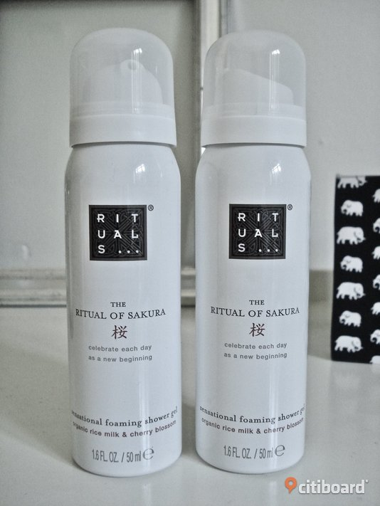 RITUALS - The Ritual of Sakura Foaming Shower Gel! 2 st! Nya! Malmö