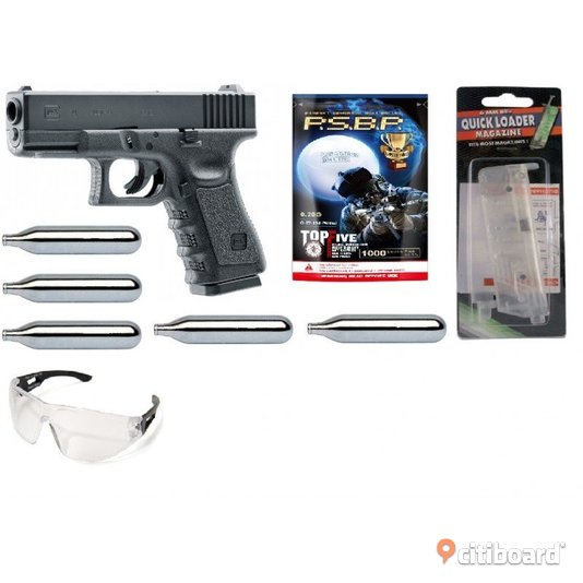 Glock 19 Kit Co2 Fritid & Hobby Eksjö