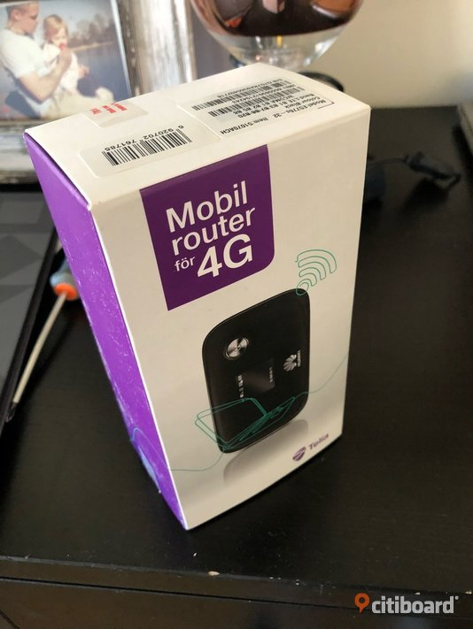 Mobil WiFi router Tyresö
