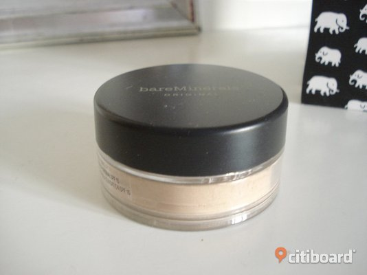 "Bare Minerals - Original Foundation Spf 15! ""Medium Beige""! Fullsize! Ny! Malmö Sälj"