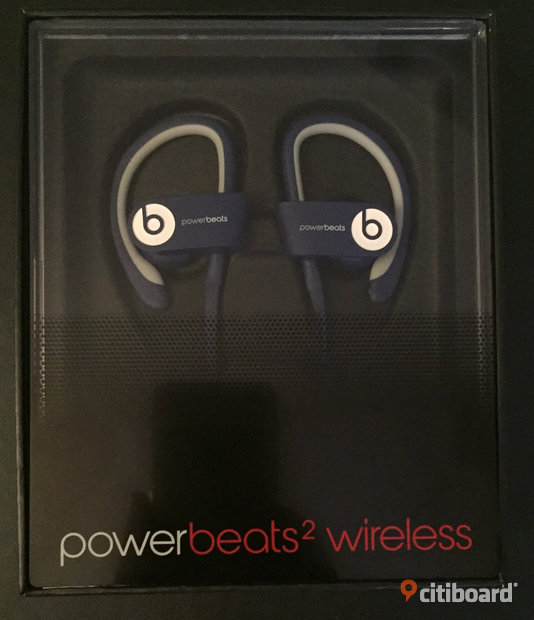 Dr. Dre Powerbeats2 wireless (blå)