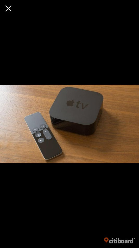 Apple TV generation 4 32gb Sollentuna